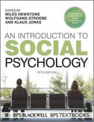 An introduction to social psychology - 350 kr