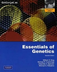 Essentials of Genetics av Klug, Cummings & Spencer