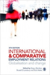 International and Comparative Employment Relations - 200 kr