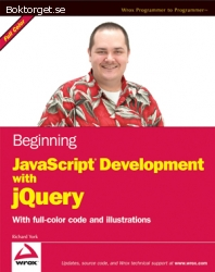 Javascript and CSS Development with jQuery