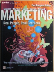 Marketing: Real People, Real Decisions