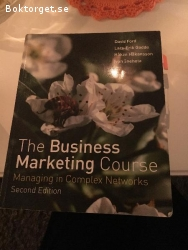 The business marketing course