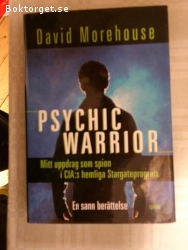 1062 - David Morehouse - Psychic Warrior - (svensk text)