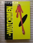 11780 - Alan Moore Dave Gibbons - Watchmen - (svensk text)