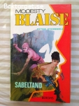 12124 - Peter O´Donnell - Modesty Blaise Sabeltand