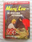 12383 - Carolyn Keene - Mary,Lou Och De Mystiska Fotspåren