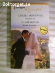 14418 - Carole Mortimer + Nikki Logan - För Alltid Din + Så levde De Lyckliga- (harlequin Romantik 2 i en vol)