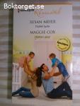 14452 - Susan Meier + Maggie Cox - Dubbel Lycka + Hjärtats Juvel  - (harlequin romantik 2 i vol)