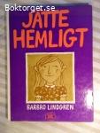 14566 - Barbro Lindgren - Jättehemligt
