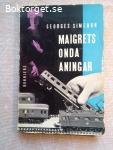 14914 - Georges Simenon - Maigrets Onda Aningar
