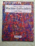 2632 - Pam Watts - Beginner´s Guide To Machine Embroidery
