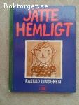 3614 - Barbro Lindgren - Jättehemligt