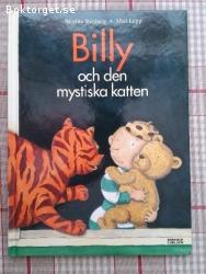 773 - Birgitta Stenberg - Billy Och Den Mystiska Katten