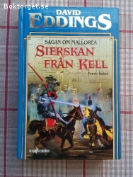 869 - David Eddings - Sierskan Från Kell