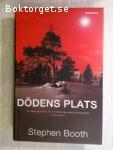 8733 - Stephen Booth - Dödens Plats