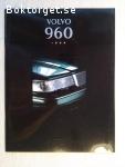 8862 - Volvo 960 1995 Försäljningsbroschyr