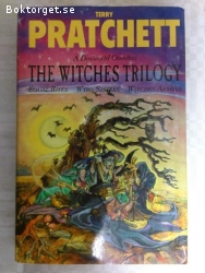 940 - Terry Pratchett - The Witches Trilogy