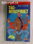9521 - Sivar Ahlrud - 2st - Mysteriet Med Lejonbrunnen + Tågmysteriet - (Tvillingdetektiverna)