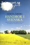 Åberg, Gösta / Handbok i svenska