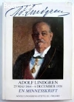 Adolf Lindgren-En Minnesskrift