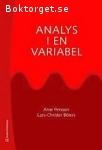 Arne Persson & Lars-Christer Böiers - Analys i en variabel