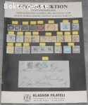 Auktionskatalog 1991 Klassisk Filateli