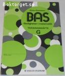 BAS-färdigheter i matematik Träningshäfte G; från 70-talet