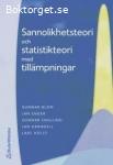 Blom, Gunnar m.fl. / Sannolikhetsteori och statistikteori med tillämpningar