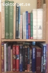 Böcker och boksamlingar köpes i Lund/Malmö
