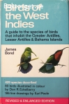 Bond, James / Birds of the West Indies