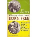 Born Free-The story of Elsa the Lioness