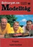 Brandt, Krister (red.) / Modelltåg - 98: Projekt