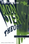 Cohen, Jeffrey Jerome (ed.) / Monster Theory: Reading Culture