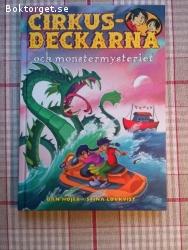 312 - Dan Höjer - Cirkusdeckarna Och Monstermysteriet
