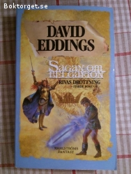 647 - David Eddings - Rivas Drottning