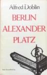 Döblin, Alfred / Berlin Alexanderplatz