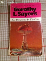436 - Dorothy Sayers - The Documents In The Case