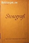Ekman, Ernst L. & Julin, Maj / Stenografi: Melins system