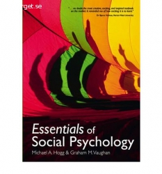 Essentials of social psychology, 300kr