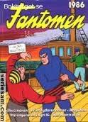 Fantomen seriealbum 1986