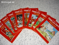 Finn och Fiffi böcker