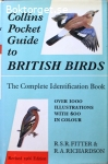 Fitter, R. S. R. & Richardson, R. A. / Collins Pocket Guide to British Birds