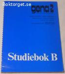 gena 2 Studiebok B; från 80-talet
