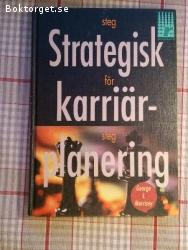 579 - George L Morrisey - Strategisk Karriärplanering