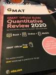 GMAT Quantitative Review 2020