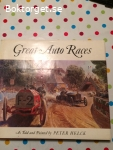 GreatAuto Races - as Told and Painter by Peter Helck