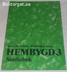 Hembygd 3 Studiebok; från 70-talet