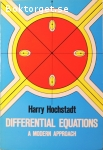 Hochstadt, Harry / Differential Equations - A Modern Approach