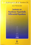 Hörmander, Lars / Lectures on Nonlinear Hyperbolic Differential Equations