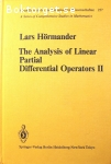 Hörmander, Lars / The Analysis of Linear Partial Differential Operators II